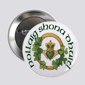 Gaelic Greetings Claddagh Buttons (10 pack)