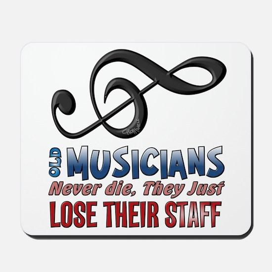 Musician Mousepad