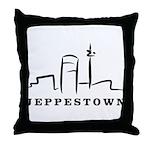 Jeppestown Throw Pillow
