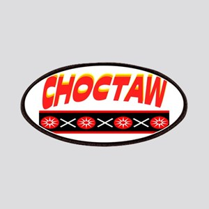 CHOCTAW Patches