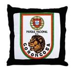 Gorongosa Throw Pillow