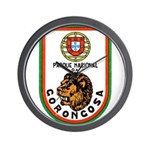 Gorongosa Wall Clock