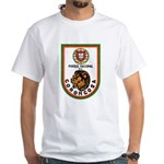 Gorongosa White T-Shirt