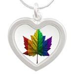 Gay Pride Canada Souvenir Necklaces