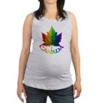 Gay Pride Canada Souvenir Tank Top