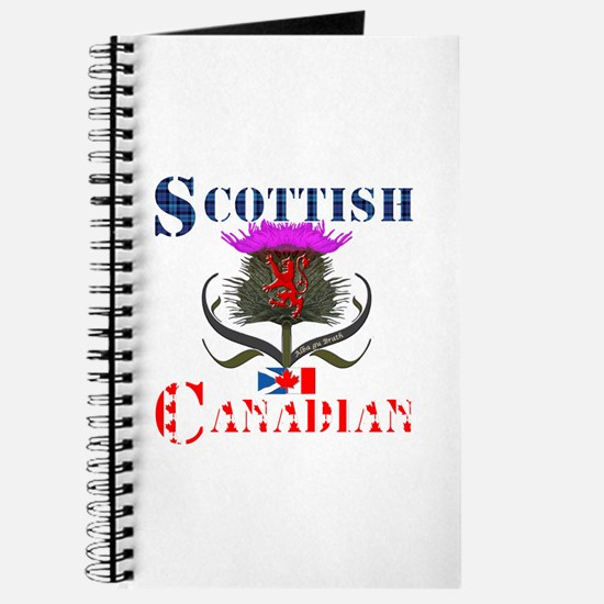 Scottish Canadian Thistle Journal