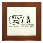 Bakers Framed Tile