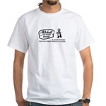 Bakers White T-Shirt