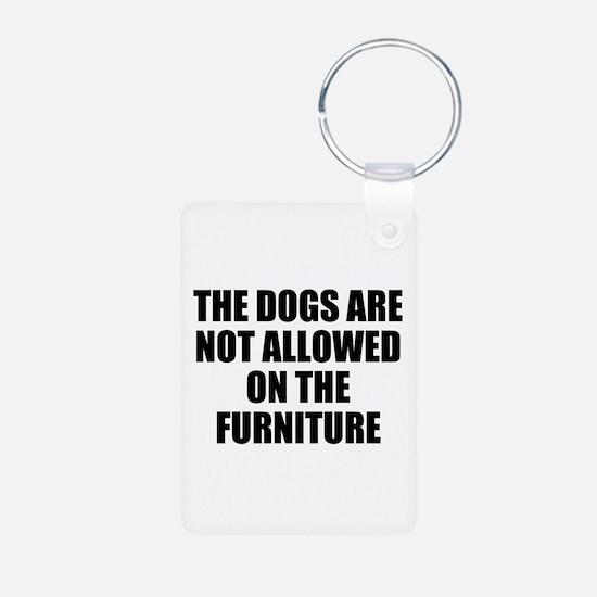 Dog Rules Keychains