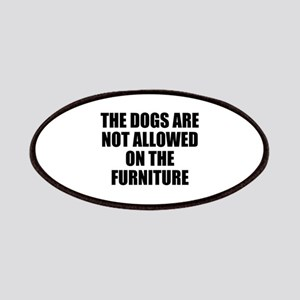 Dog Rules Patches
