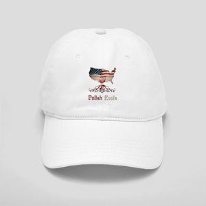 American Polish Roots Cap