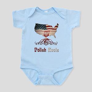 American Polish Roots Infant Bodysuit