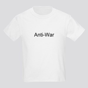 Anti-War Kids T-Shirt