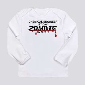 Chemical Eng Zombie Long Sleeve Infant T-Shirt