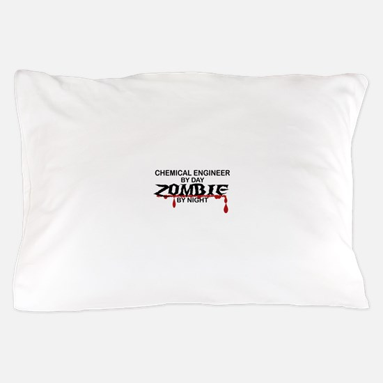 Chemical Eng Zombie Pillow Case