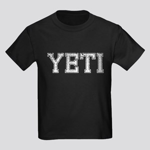 YETI, Vintage Kids Dark T-Shirt