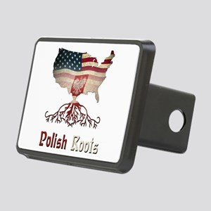 American Polish Roots Rectangular Hitch Cover