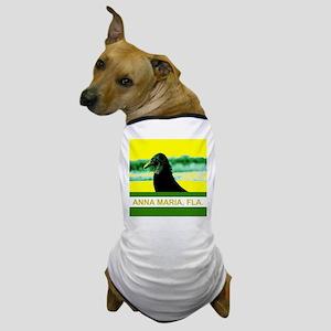 Green vulture Dog T-Shirt