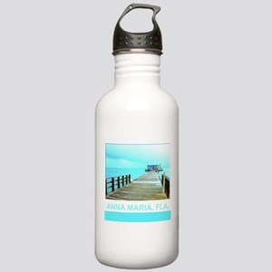 Cool Rod & Reel Pier Stainless Water Bottle 1.0L