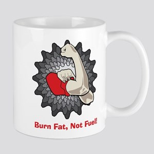 Burn Fat Mug