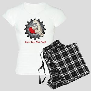 Burn Fat Women's Light Pajamas