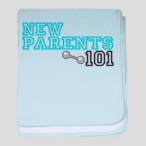 New Parents baby blanket