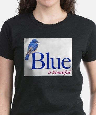 blue is beautiful Ash Grey T-Shirt