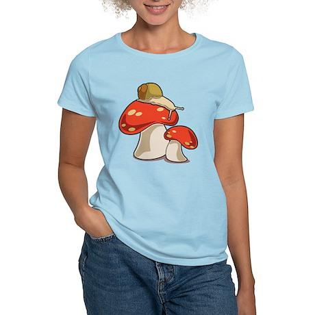 Snail Women's Light T-Shirt