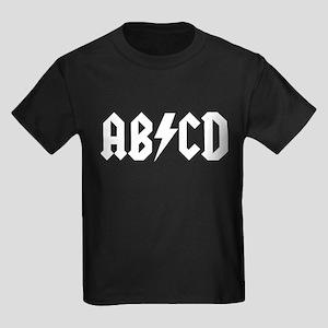 ABCD Kids Dark T-Shirt