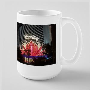 Las Vegas Flamingo Hotel Large Mug