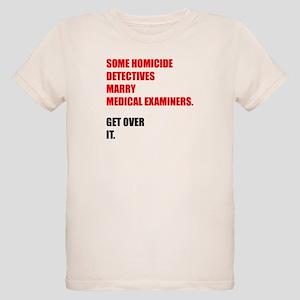 Get over it Organic Kids T-Shirt