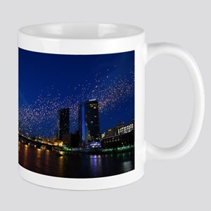 Lights in the Night GR 9-28-12 Mug