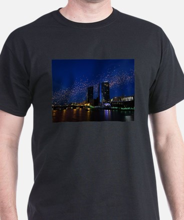Lights in the Night GR 9-28-12 T-Shirt