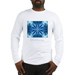 Buddha Think Quote Long Sleeve T-Shirt