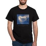 Buddha Heart Quote Dark T-Shirt