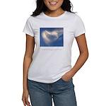 Buddha Heart Quote Women's T-Shirt
