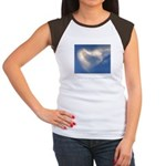 Buddha Heart Quote Women's Cap Sleeve T-Shirt