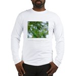 Heaven in Raindrop Quote Long Sleeve T-Shirt