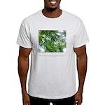 Heaven in Raindrop Quote Light T-Shirt