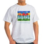 Grandest Visions Quote Light T-Shirt