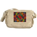Dream Within Dream Quote Messenger Bag