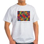 Dream Within Dream Quote Light T-Shirt