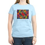 Dream Within Dream Quote Women's Light T-Shirt