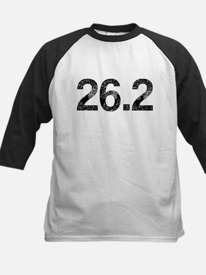 26.2, Vintage, Kids Baseball Jersey