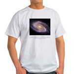 Everything is Conscious Quote Light T-Shirt