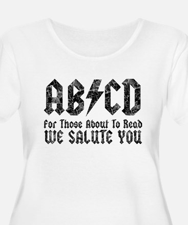 ABCD, We Salute You, T-Shirt
