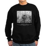 Reflection Creation Quote Sweatshirt (dark)