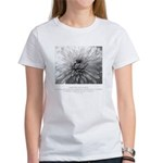 Reflection Creation Quote Women's T-Shirt