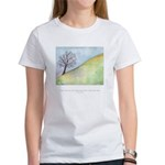 Wise Man Sees Quote Women's T-Shirt
