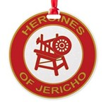 Heroines of Jericho Round Ornament